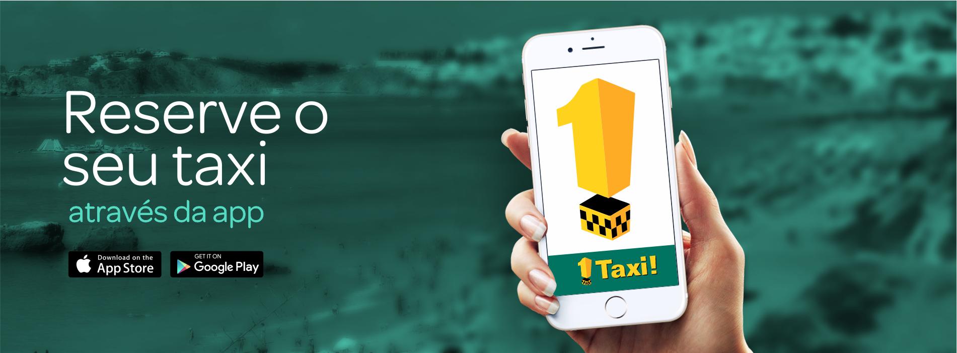 Descarregue a app da Taxis Albufeira